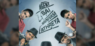 Agent Sai Srinivas Atreya - two more films coming up