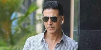 Akshay Kumar along with his team flies to Scotland
