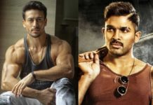 Allu Arjun cameo in Tiger Shroff film