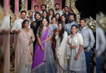 Allu Arjun looks uber cool in his new attire for Niharika engagement