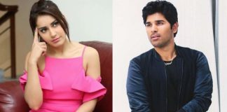 Allu Sirish comment on Raashi Khanna mood