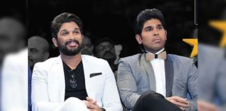 Allu Sirish sends a gift hamper to Allu Arjun