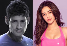 Ananya Pandey to romance Mahesh for his next
