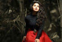 Anupama Parameswaran in Helen remake