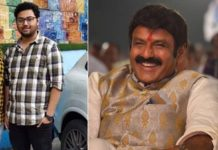 Balakrishna penning story for his son's debut!