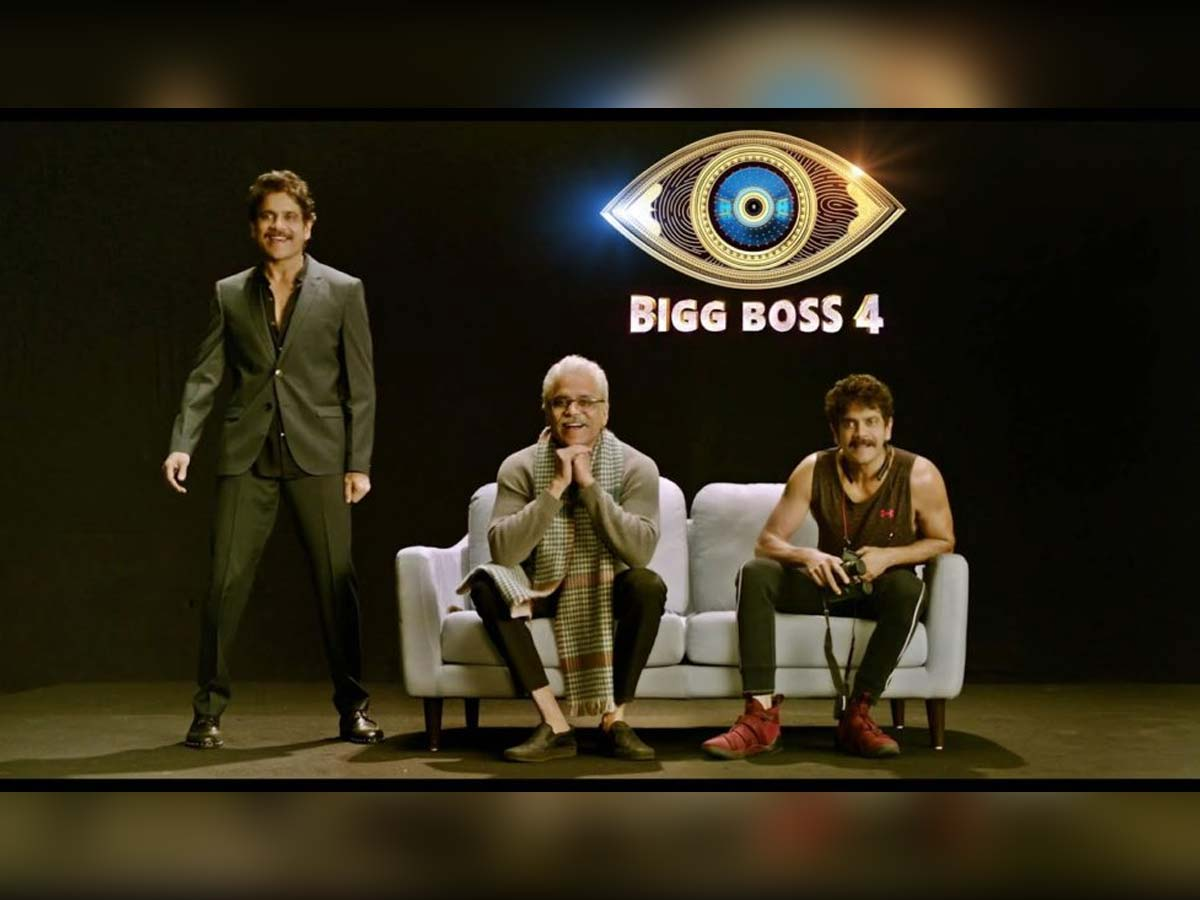 Bigg Boss 4 Telugu selects 10 people in excess