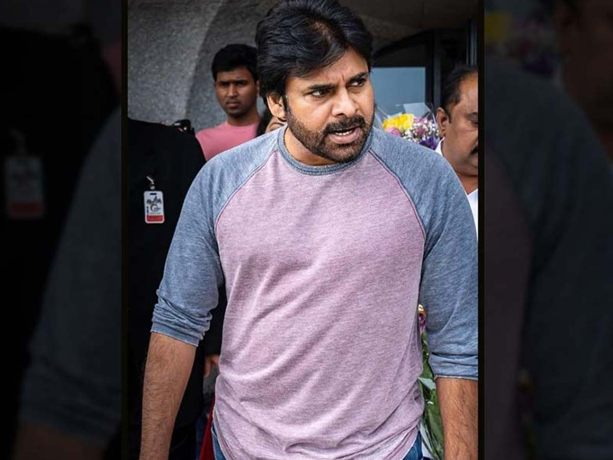 First Look poster of Pawan Kalyan from Harish Shankar film on 2nd Sep