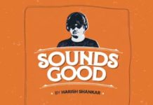 Harish Shankar releases his first podcast Sounds Good
