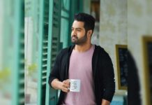 Jr NTR on the hunt for hidden treasure in ancient ruined building