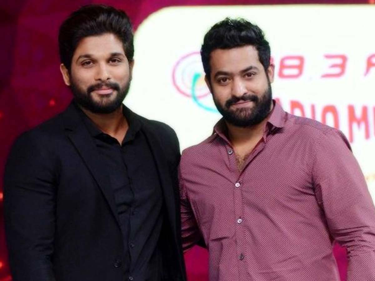 Jr NTR rejected but Allu Arjun accepted it