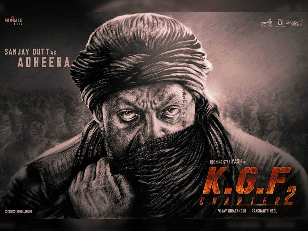 KGF2 worst hit with Sanjay Dutt's health condition