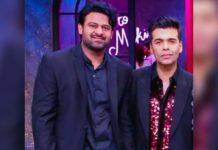 Karan Johar fires on Prabhas?