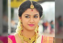 Keerthy Suresh preparing herself for wedding
