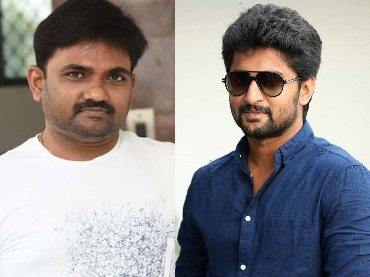 Maruthi is preparing a full entertainer for Nani