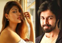 Mega family asks Kalyaan Dhev about Rhea Chakraborty