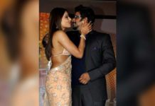 Mini cardiac arrest before kissing Madhavan