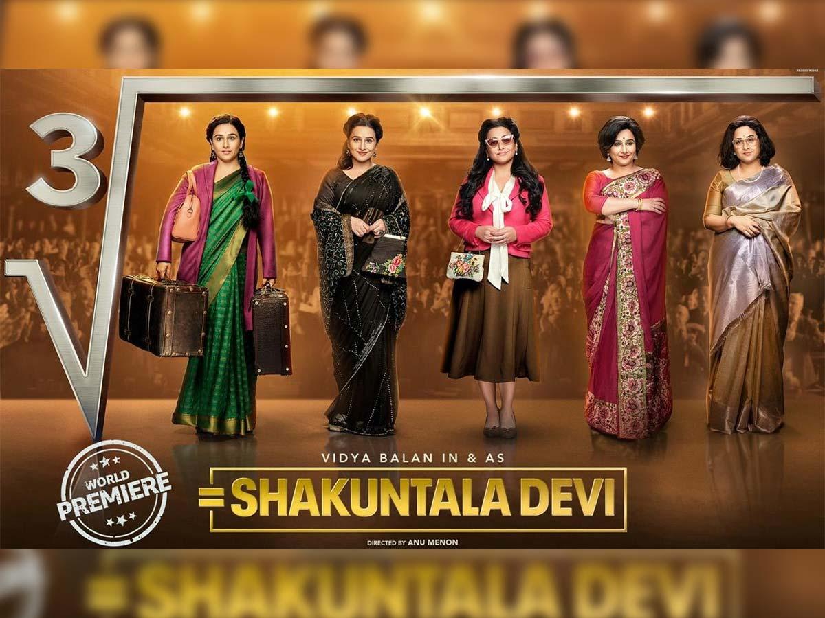 Moviesflix leaks Full movie Shakuntala Devi
