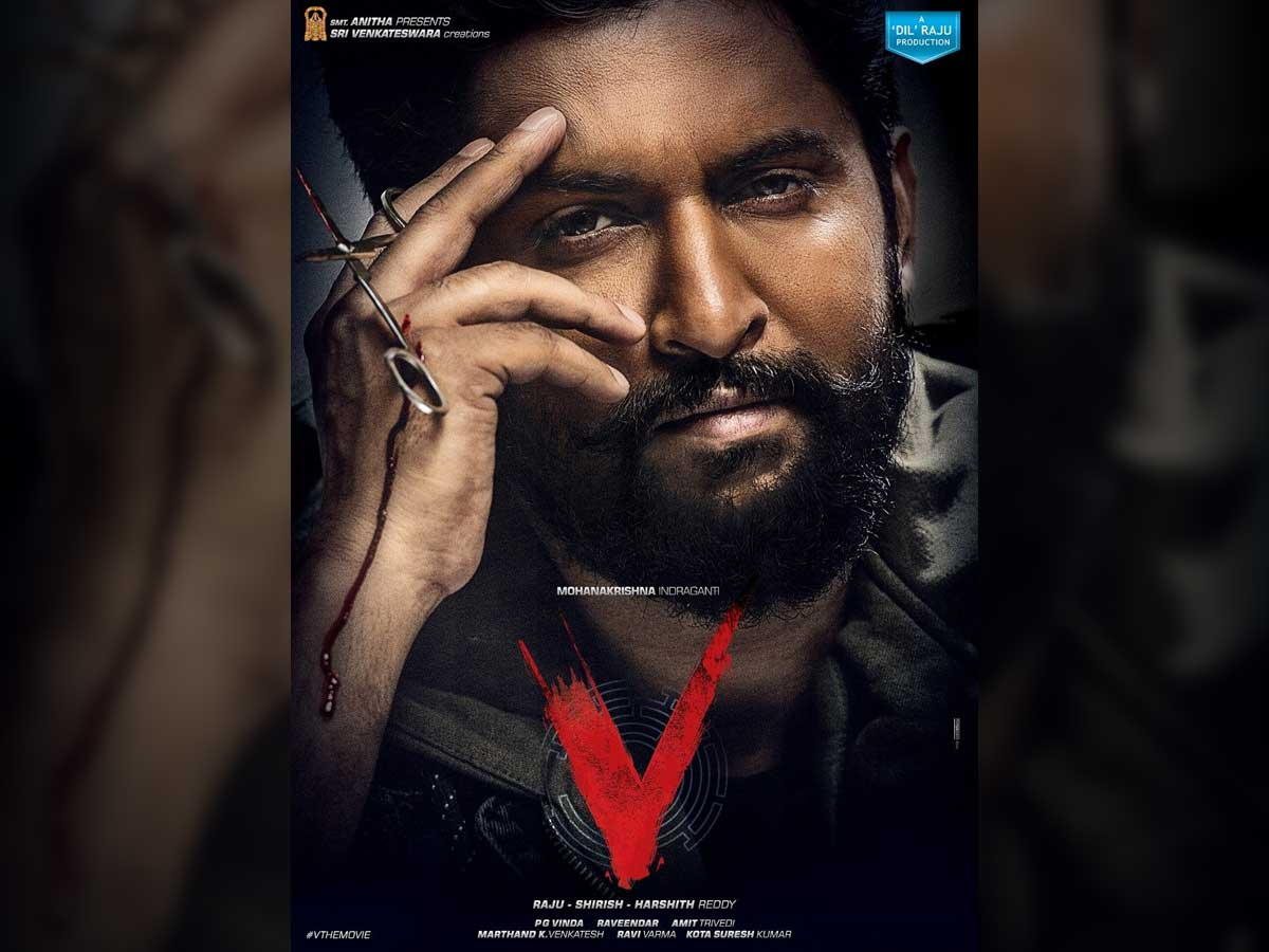Nani V to release on 5th Sep on Amazon prime video