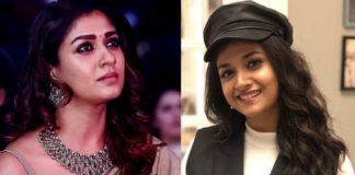 Nayantara is Keerthy Suresh mom