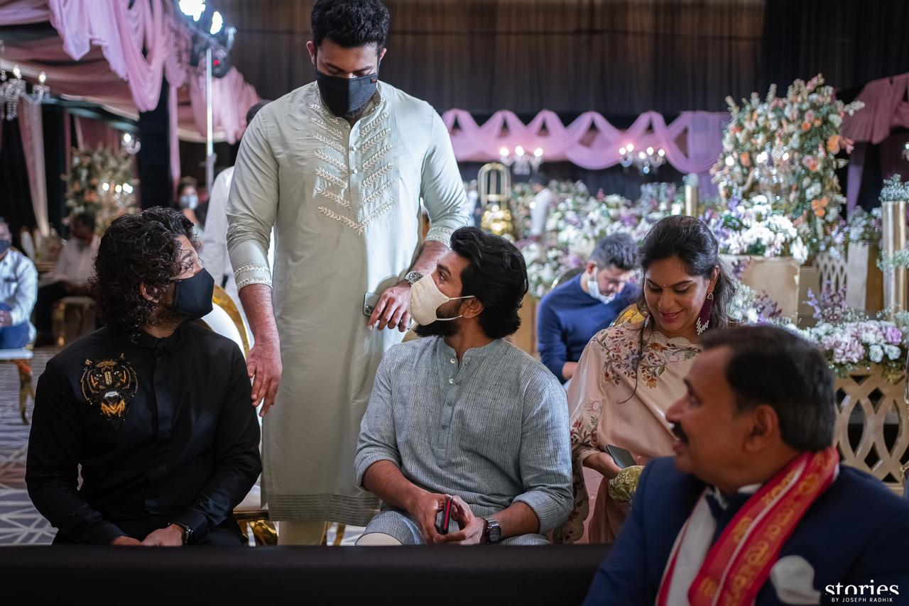 Niharika Konidela and Chaitanya Jonnalagaddas engagement