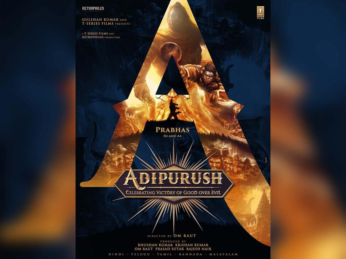 Prabhas Adipurush was initially titled Ayodhi
