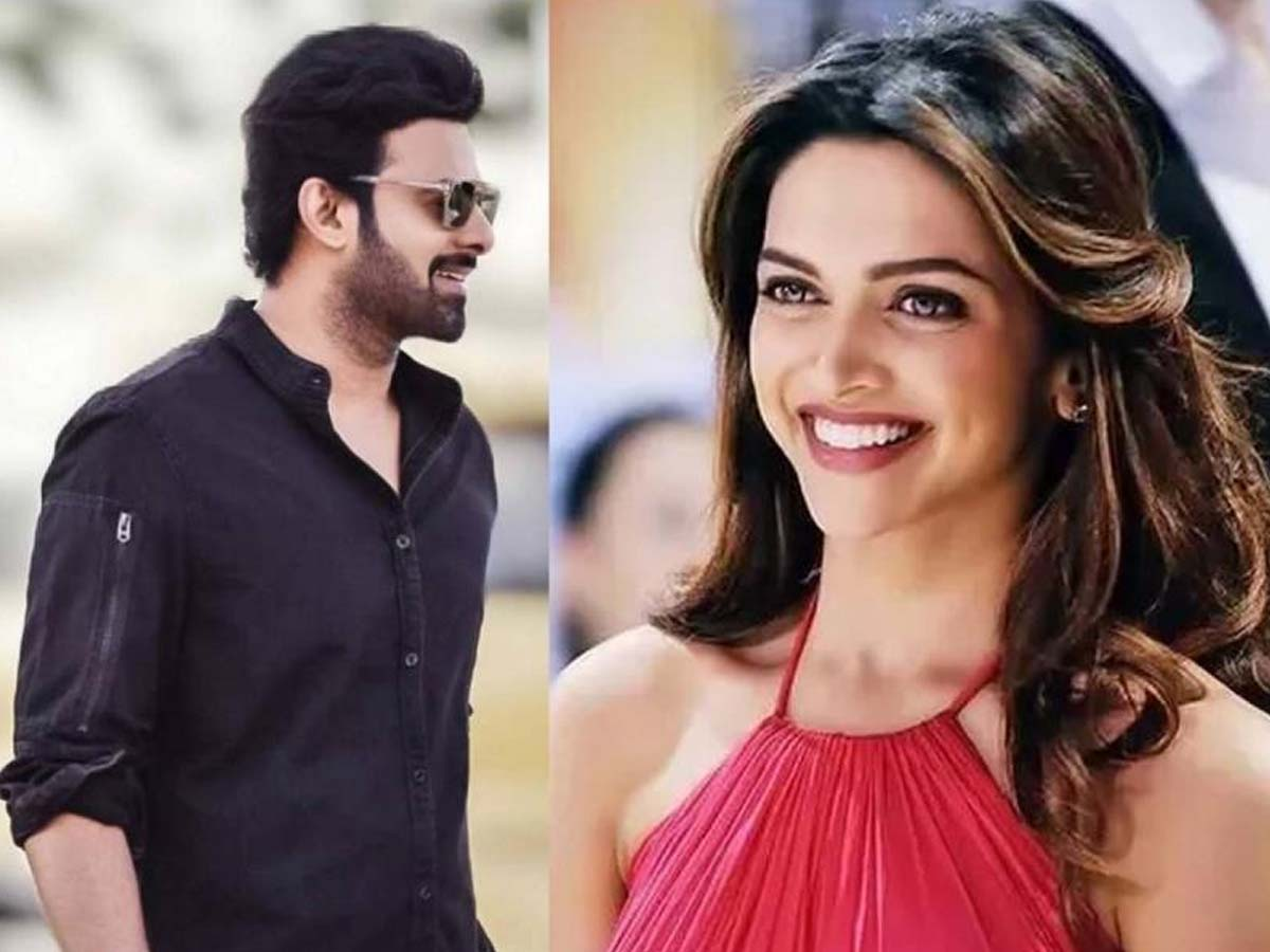 Prabhas - Nag Ashwin's sci-fi thriller to have the second heroine too?