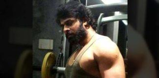Prabhas working on his body for Adi Purush
