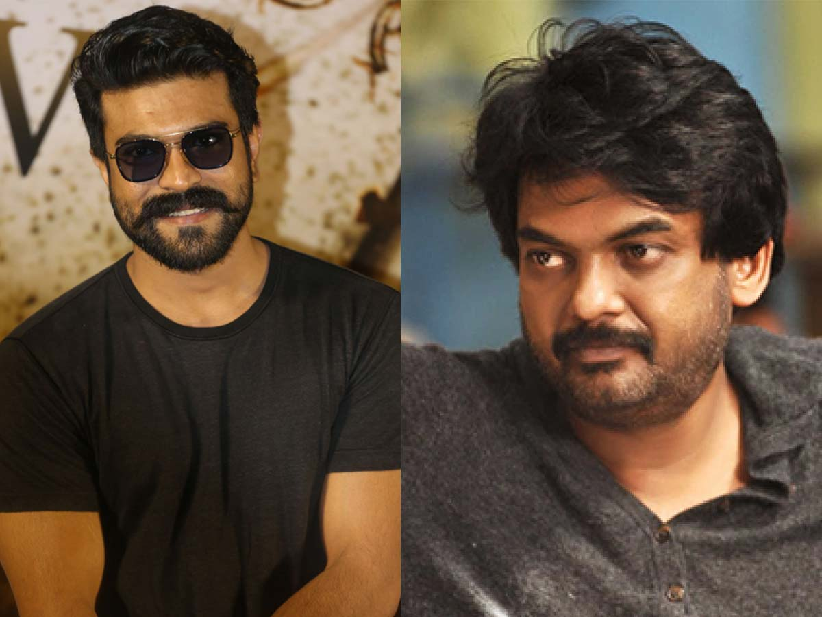 Puri Jagannath's Pan India plans with Mega Power Star