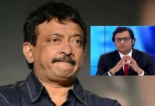 RGV to make a film on Arnab Goswami