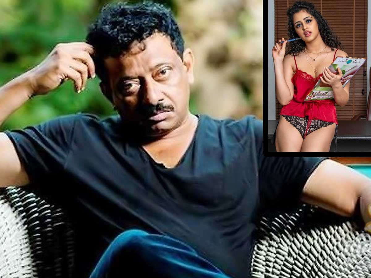 RGV vulgar comments on Apsara Rani private parts