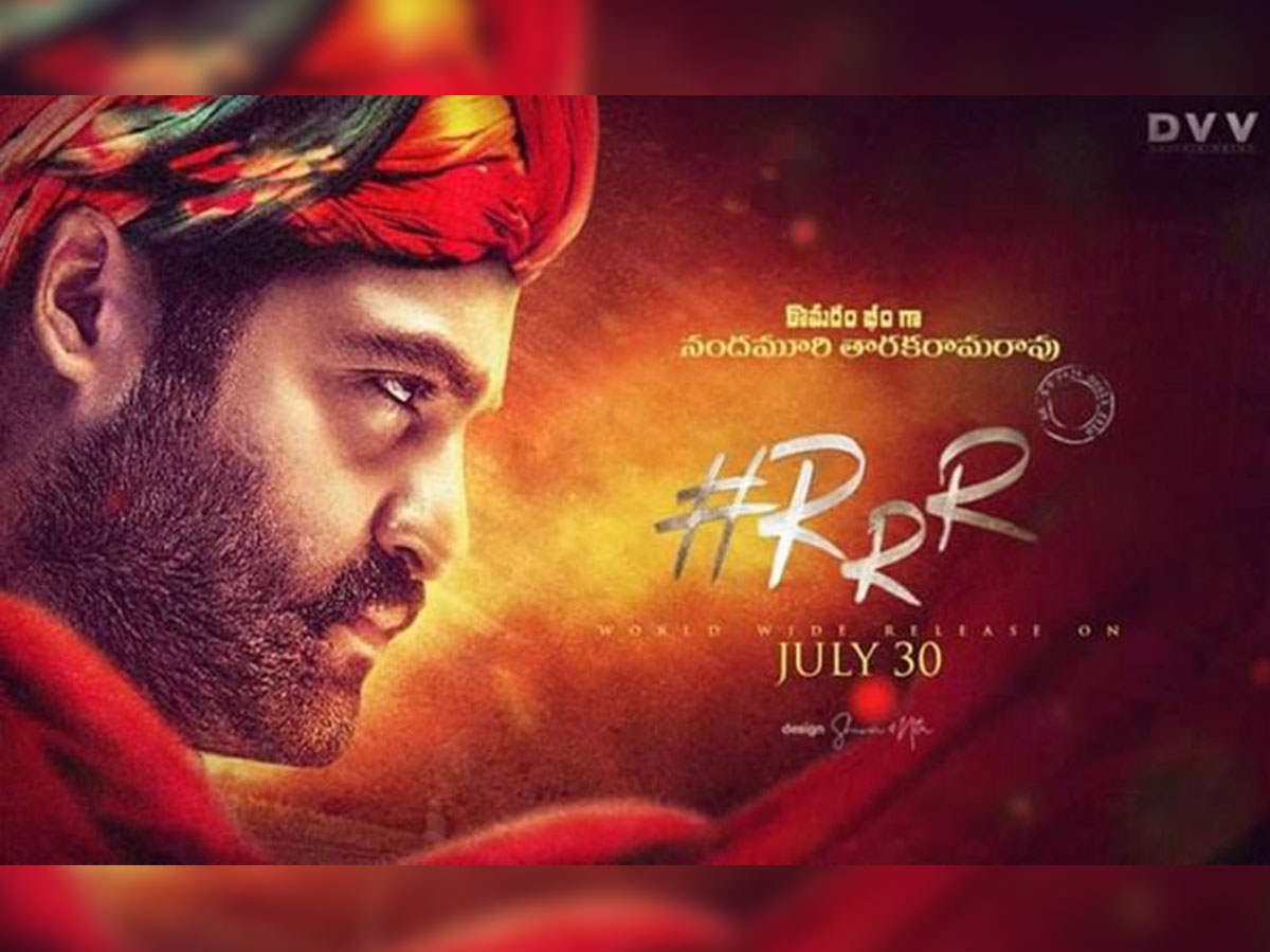 RRR to provide chills and thrill in equal doses