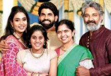 Rajamouli and his family test negative for coronavirus