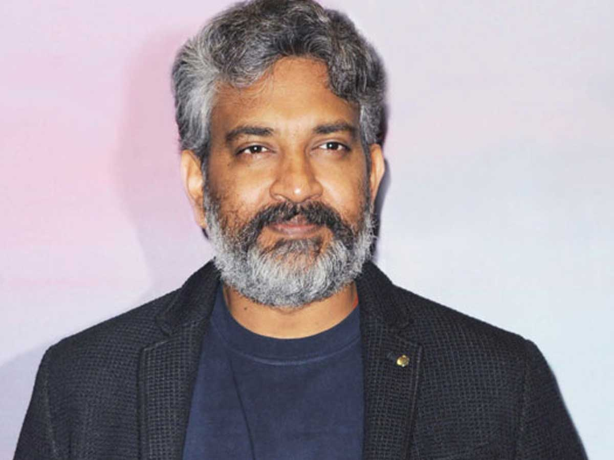 Rajamouli decided to not disclose details of his next?