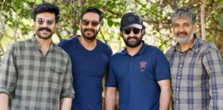 Rajamouli plans RRR next promo on New Year?