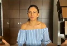 Rakul Preet Singh enters 15 million followers club on Instagram