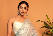 Rakul Preet Singh in semi nde alien role