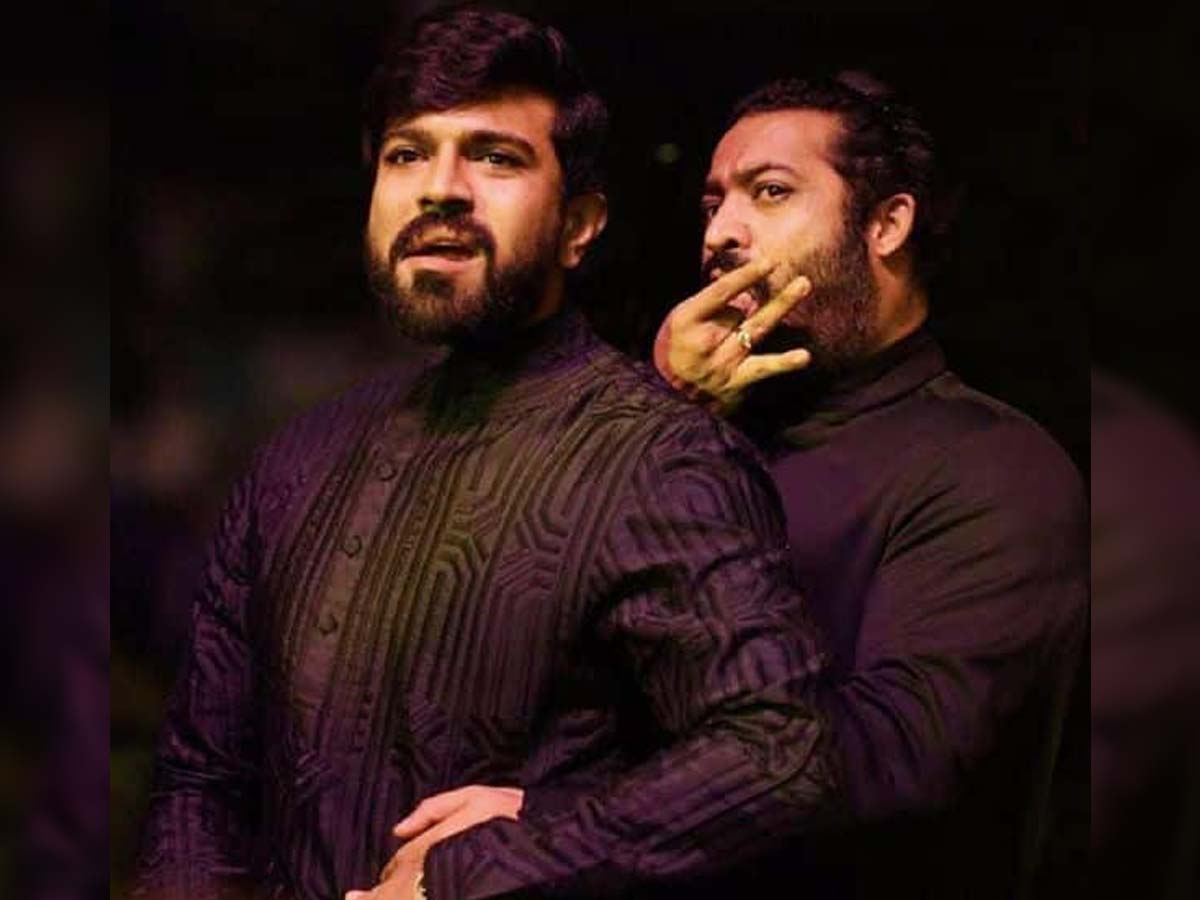 Ram Charan and Jr NTR are bandicoots, police officers and sepoys in RRR