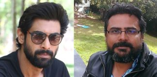 Rana Daggubati supernatural action-adventure with Milind Rau