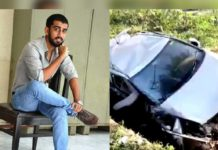 Rana brother Abhiram Daggubati met with accident! Here is the truth