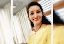 Renu Desai in Aha web series
