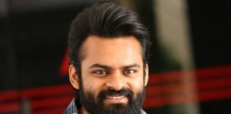 Sai Dharam Tej love story of his college time but with same girl