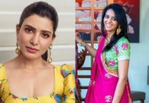 Samantha partner is Venkatesh daughter Aashritha