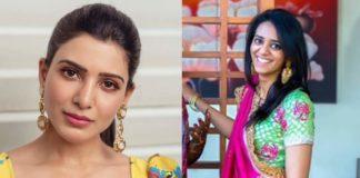 Samantha partner is Venkatesh daughter Aashritha