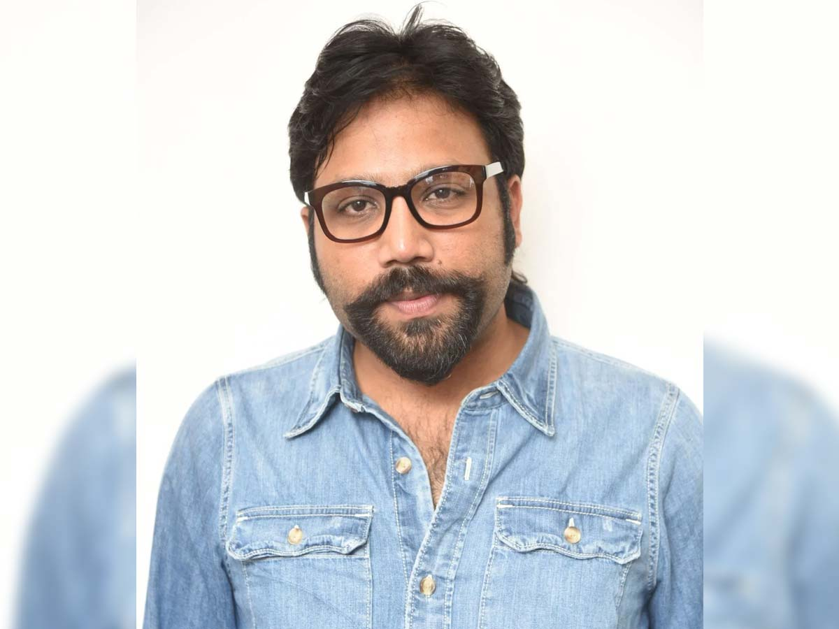 Sandeep Reddy changes his route for his next