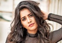 Secret crush of Nabha Natesh