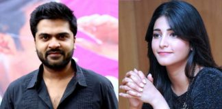 Shruti Hassan to pair up with Simbhu!