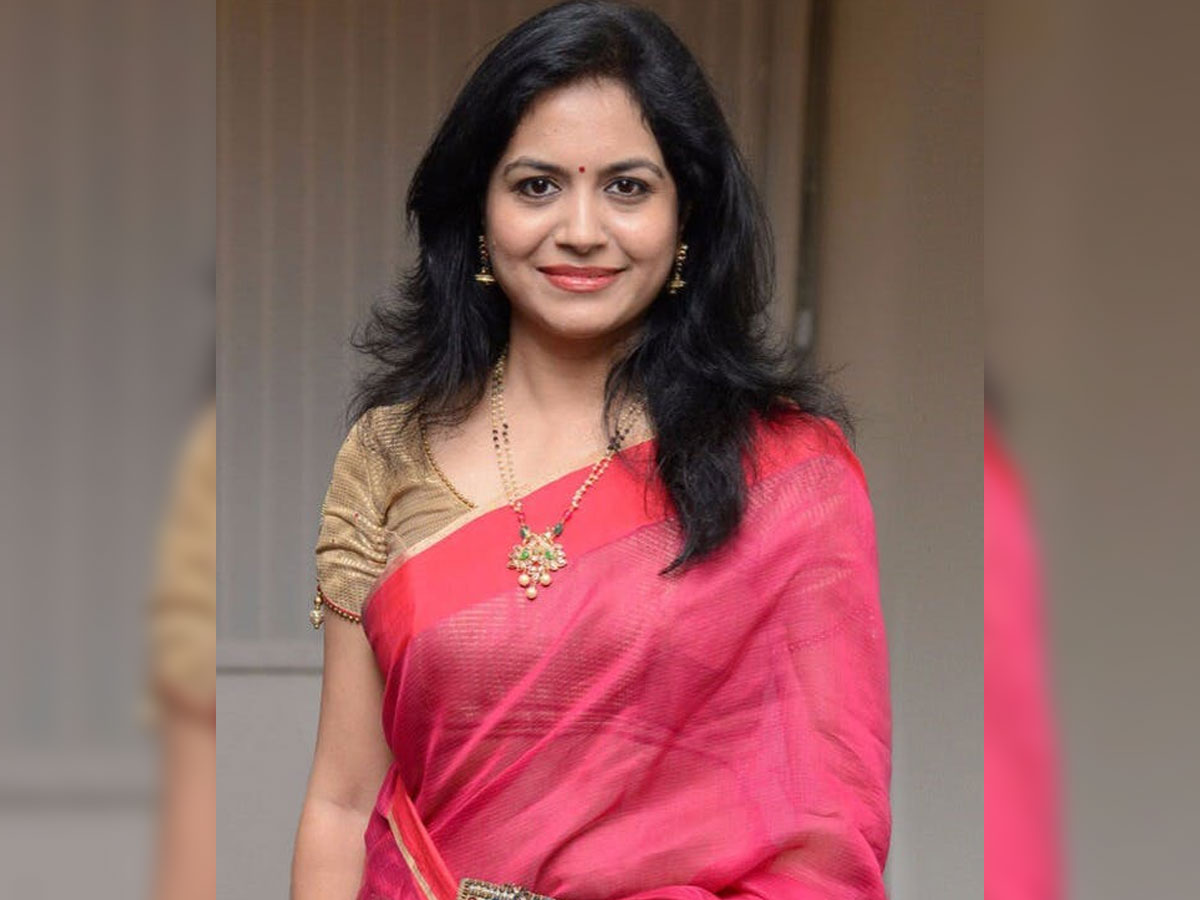 Sunitha finally speaks about rumors on her and love life