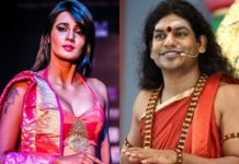 T-town girl wants to visit Kailasa for Nithyananda