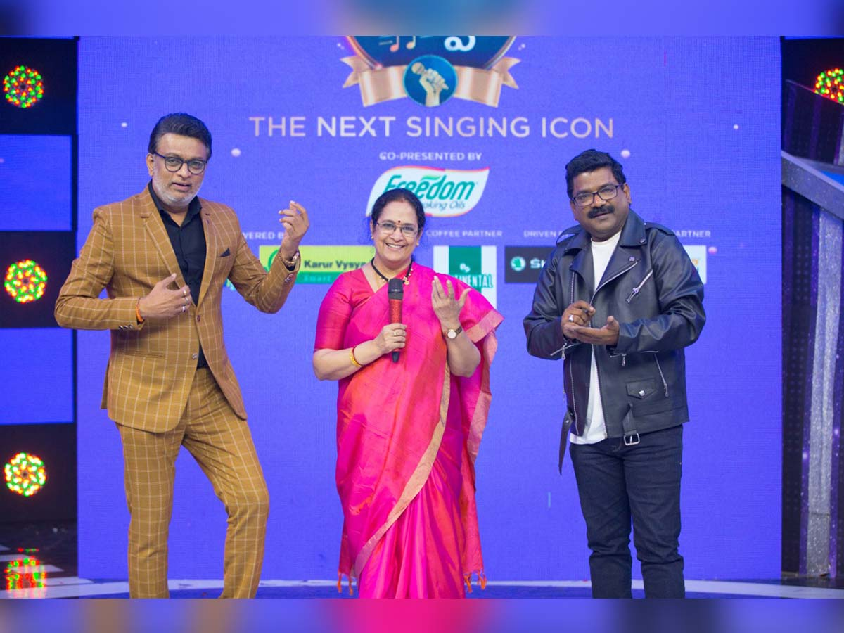 The 13th Season of SRGMP is back on Zee Telugu with a hunt for the Next Singing Icon!