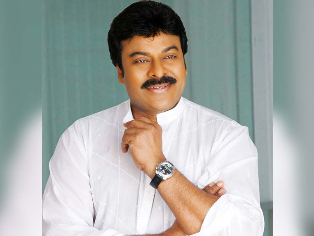 Trouble for Chiranjeevi! Plagiarism claims on Acharya
